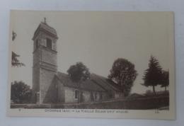 01 Oyonnax - La Vieille église - Oyonnax
