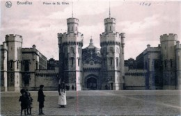 Belgique - Bruxelles - Saint-Gilles - Prison De St.-Gilles - St-Gillis - St-Gilles