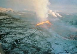 1 AK Island Iceland * Ausbruch Im Vulkangebiet Krafla Am 8. September 1977 * - Island