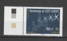 FRANCE / 2019 / Y&T N° 5349 ** : Ecole ESCP EUROPE X 1 BdF G - Unused Stamps
