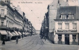 Beigique - Ixelles - Bruxelles - Rue Malibran - Café A L' ANCIEN COQ TOURNE - Ixelles - Elsene