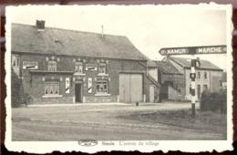 Cpsm Sinsin   Café  1949 - Somme-Leuze