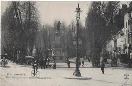 Autres. Allées Des Capucines Et Monument Des Mobiles. - Marsiglia