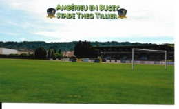 STADE RUGBY FOOTBALLTHEO TILLIER AMBERIEU EN BUGEY  ESTADIO - STADIUM STADIO - Soccer