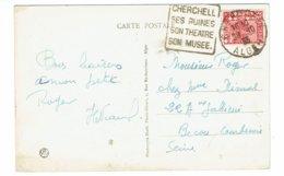 DAGUIN ALGERIE  CHERCHELL        K88 - Algérie (1924-1962)