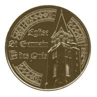 Monnaie De Paris , 2019 ,Paris , Saint Germain Des Prés , église Et Clocher - Monnaie De Paris