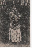 TRINIDAD COOLIE WOMAN - Trinidad