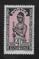 HAUTE VOLTA 1928 YT 52** - MNH - Unused Stamps