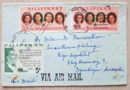 Pilipinas Denmark 1968 - Philippinen