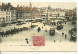 59 - LILLE / LA GRAND' PLACE - Lille