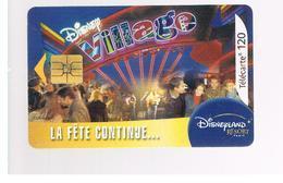 FRANCIA (FRANCE) -    2003 DISNEY LAND, VILLAGE  - USED°- RIF. 10920 - Francia
