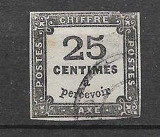 France Tatxe   N° 5A  Oblitéré   B/   TB     Soldé  à Moins De 15  %       Le Moins Cher Du Site  ! !  ! - 1859-1955 Used