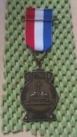 Medaille :Netherlands  -  Grebbe Tocht Herdenkings Rhenen   / Vintage Medal - Walking Association - Nederland