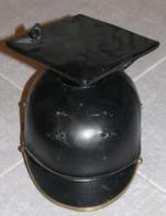 Tschapka (casque à Pointe) - Cascos