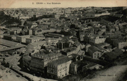 Algérie - ORAN - Vue Générale - Oran