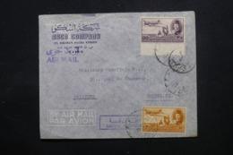EGYPTE - Enveloppe Commerciale Du Caire Pour Bruxelles, Affranchissement Plaisant - L 43757 - Lettres & Documents