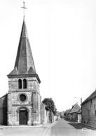 COURCELLES-sur-SEINE - L'Eglise - Tirage D'éditeur N&B Non Dentelé - Francia