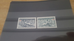 LOT 474236 TIMBRE DE FRANCE NEUF** LUXE N°937/938 - France