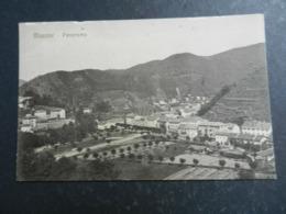 19987) MASONE PANORAMA VIAGGIATA 1913 - Genova