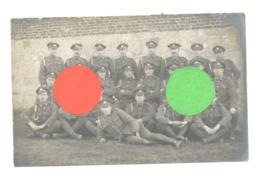Photo Carte - Guerre 14/18 - Armée Anglaise - Harold Batterbee 17th Lancers A été Basé 38 Jours Dans Ce Village(b265) - War 1914-18