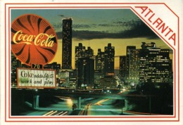 CPM - Vue De La Ville D'Atlanta - Atlanta