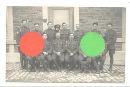 Photo Carte - Guerre 14/18 - Armée Anglaise - Notre Gros Sergent Frédéric Masters  (texte  Au Verso ) - 1919 (b265) - War 1914-18