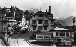 SUISSE VILLARS Hotel Central - VD Vaud