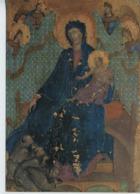 Sienna Madonna Van De Franciscanen Duccio Boninsegna - Gebruikt - Vierge Marie & Madones