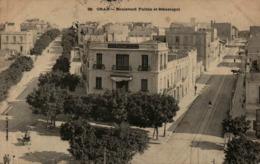 Algérie - ORAN - Boulevard Fulton Et Sébastopol - Oran