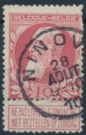 [23869]TB//O/Used-N° 74, TB Obl 'Ninove' - 1905 Thick Beard