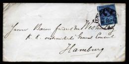 A6360) UK Grossbritannien Brief London 24.12.92 !! An Generalconsul Austria Hamburg - Storia Postale
