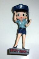 Figurine Betty Boop - Agent De Police - Other