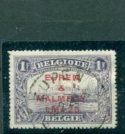 Eupen Und Malmedy Auf Belgischer - Marke, Nr. 7 Gestempelt - Besetzungen 1914-18