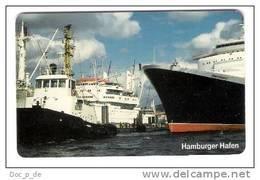 Deutschland - PD 12/98 - Hamburger Hafen - Schiff - Ship - Dampfer - Port - P & PD-Reeksen : Loket Van D. Telekom