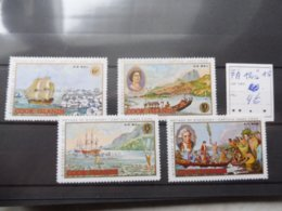 Iles Cook Exploration Du Monde Poste Aerienne 12/15 ** /  Cook Islands - Cook