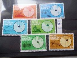 108/13 British Antartic Territory / Colonie Britanique - Territoire Antarctique Britannique  (BAT)