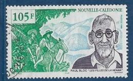 """Nle-Caledonie YT 791 """" Paul Bloc """" 1999 Oblitéré - Neukaledonien"""