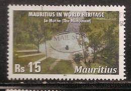 MAURICE OBLITERE - Mauricio (1968-...)