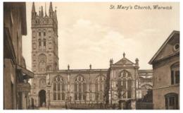 Warwick St. Mary's Church - Warwick