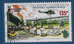 """Nle-Caledonie YT 796 """" Missions Humanitaires """" 1999 Oblitéré - Neukaledonien"""