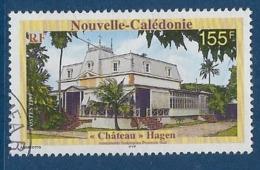 "Nle-Caledonie YT 804 "" Château "" 1999 Oblitéré - Usati"
