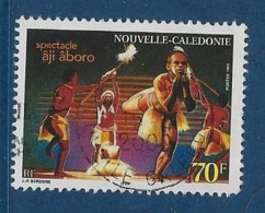 "Nle-Caledonie YT 806 "" Spectacle "" 1999 Oblitéré - Usati"