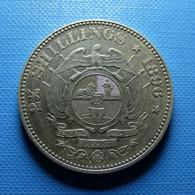 South Africa 2 1/2 Shillings 1896 Silver - Südafrika