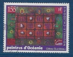 """Nle-Caledonie YT 814 """" Tableau """" 2000 Oblitéré - Neukaledonien"""