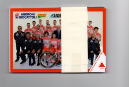 CYCLISME TOUR  DE  FRANCE SERIE COMPLETE  ANDRONI GIOCATTOLI 2019 - Cycling