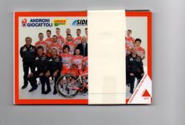 CYCLISME TOUR  DE  FRANCE SERIE COMPLETE  ANDRONI GIOCATTOLI 2019 - Ciclismo