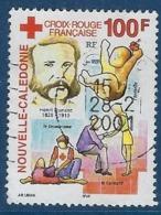 """Nle-Caledonie YT 830 """" Croix-Rouge """" 2000 Oblitéré - Nouvelle-Calédonie"""