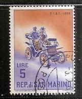 SAINT MARIN    N°   531  OBLITERE - Saint-Marin