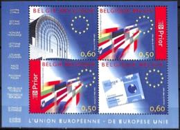 NB - [154475]TB//**/Mnh-Belgique 2004 - BL110, Union, Le Bloc, Idées Européennes, SNC - Europäischer Gedanke