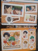Basketball Stickers Japan - Sport